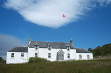 Isle Of Jura, Barnhill, rented to Geoerge Orwell in 1946-1948, Argyllshire © Dom Shaw