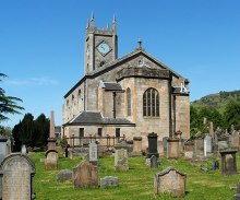Erskine, Old Kilpatrick Parish Church, Renfrewshire © Lairich Rig